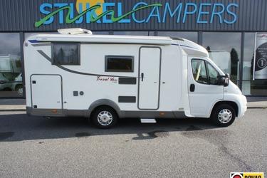 Burstner Travel Van 620 T ENKELE BEDDEN/6.5 METER