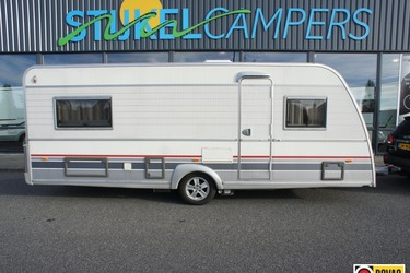 Cabby 620 L Wintercaravan