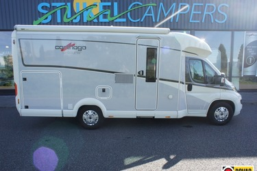 Carthago C-Tourer 142 T 150 PK - Grote garage